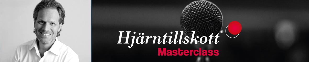 Hjärntillskott Morning Masterclass, Göteborg @ Eriksbergshallen | Västra Götalands län | Sverige