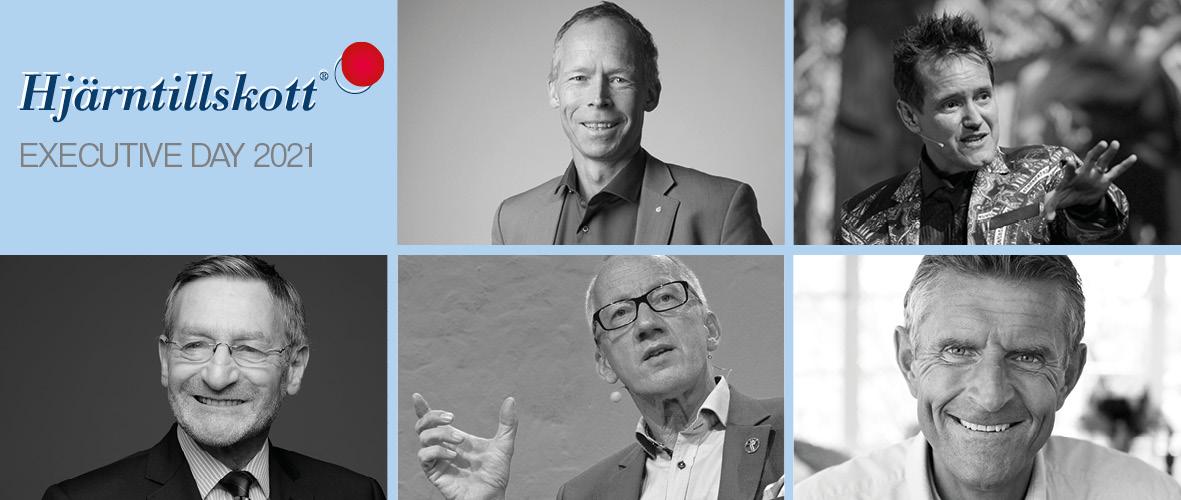Hjärntillskott Executive Day - Brilliant minds for the next level, Stockholm @ Stockholmsmässan | Stockholms län | Sverige