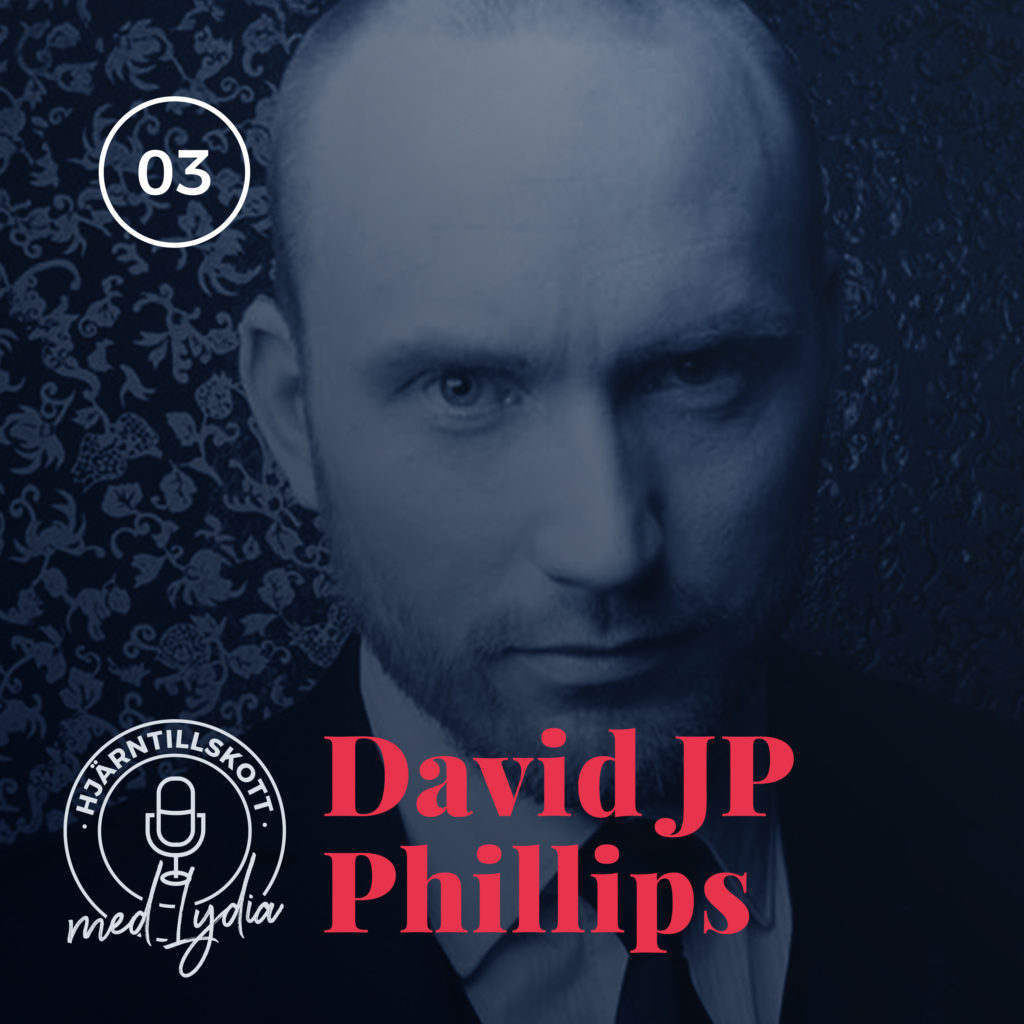 03 - David JP Phillips