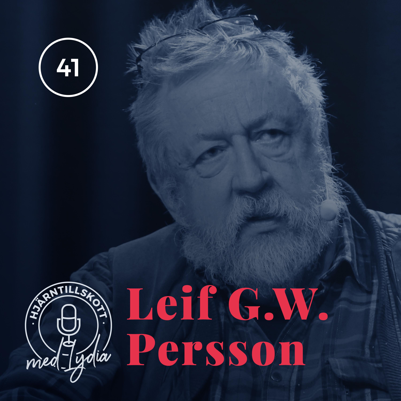 41. Leif GW Persson – Sanningens ögonblick