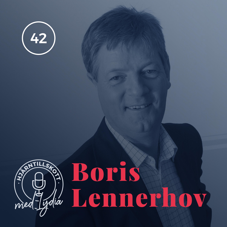 42. Boris Lennerhov – I Lingonskogen