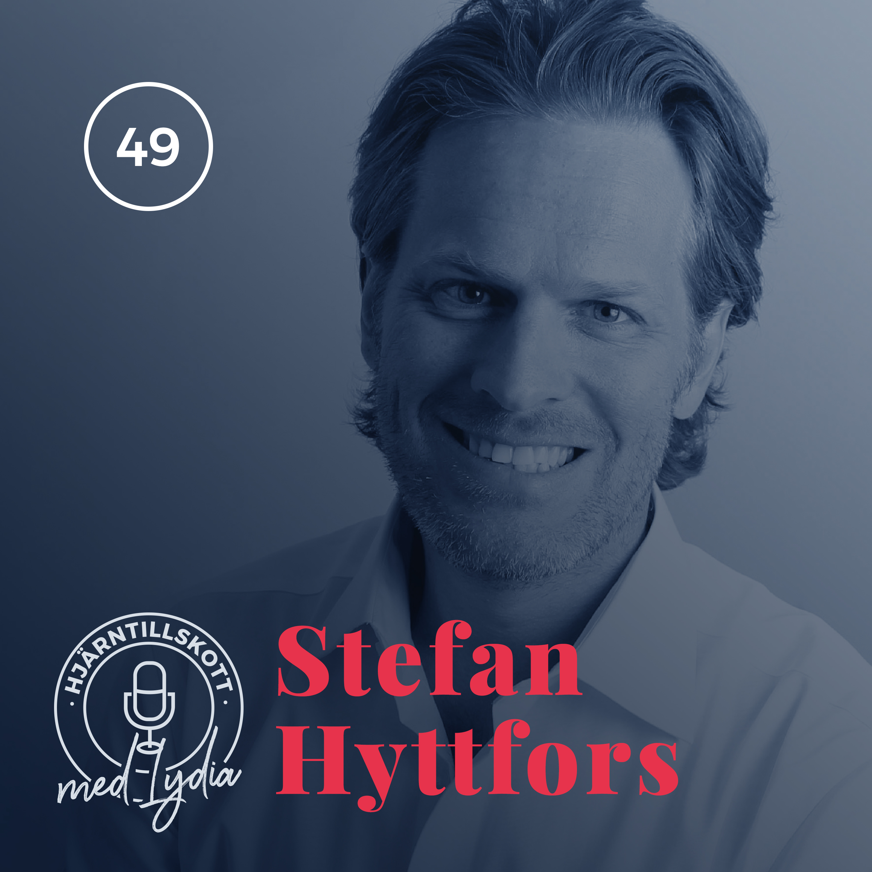 49. Stefan Hyttfors – Här och nu