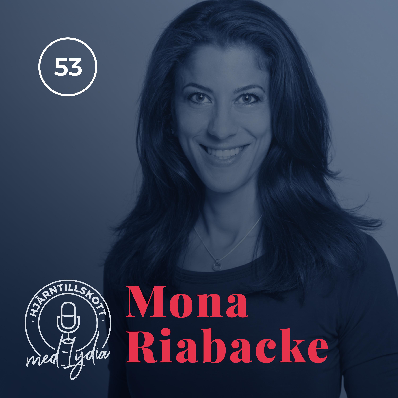 53. Mona Riabacke – Beslut mellan himmel och jord