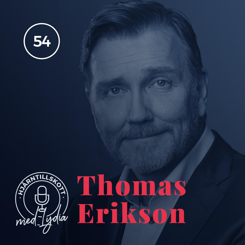 54. Thomas Erikson – Omgiven av idioter