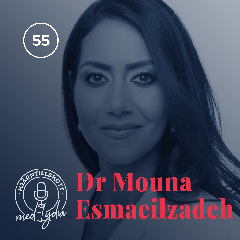 55. Dr. Mouna Esmaeilzadeh – Hälsan är ingen slump