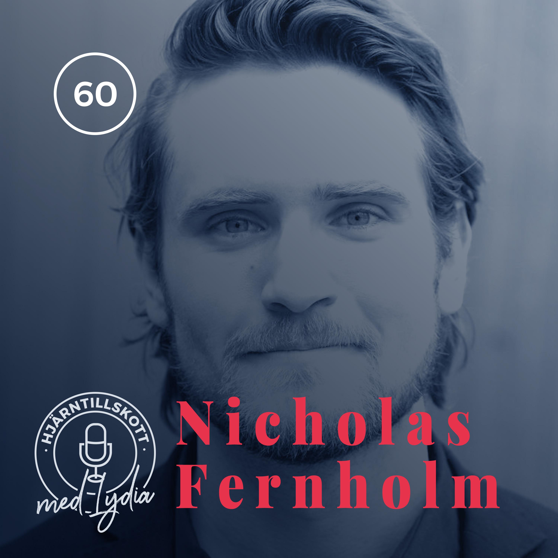 60. Nicholas Fernholm – Älska din robot