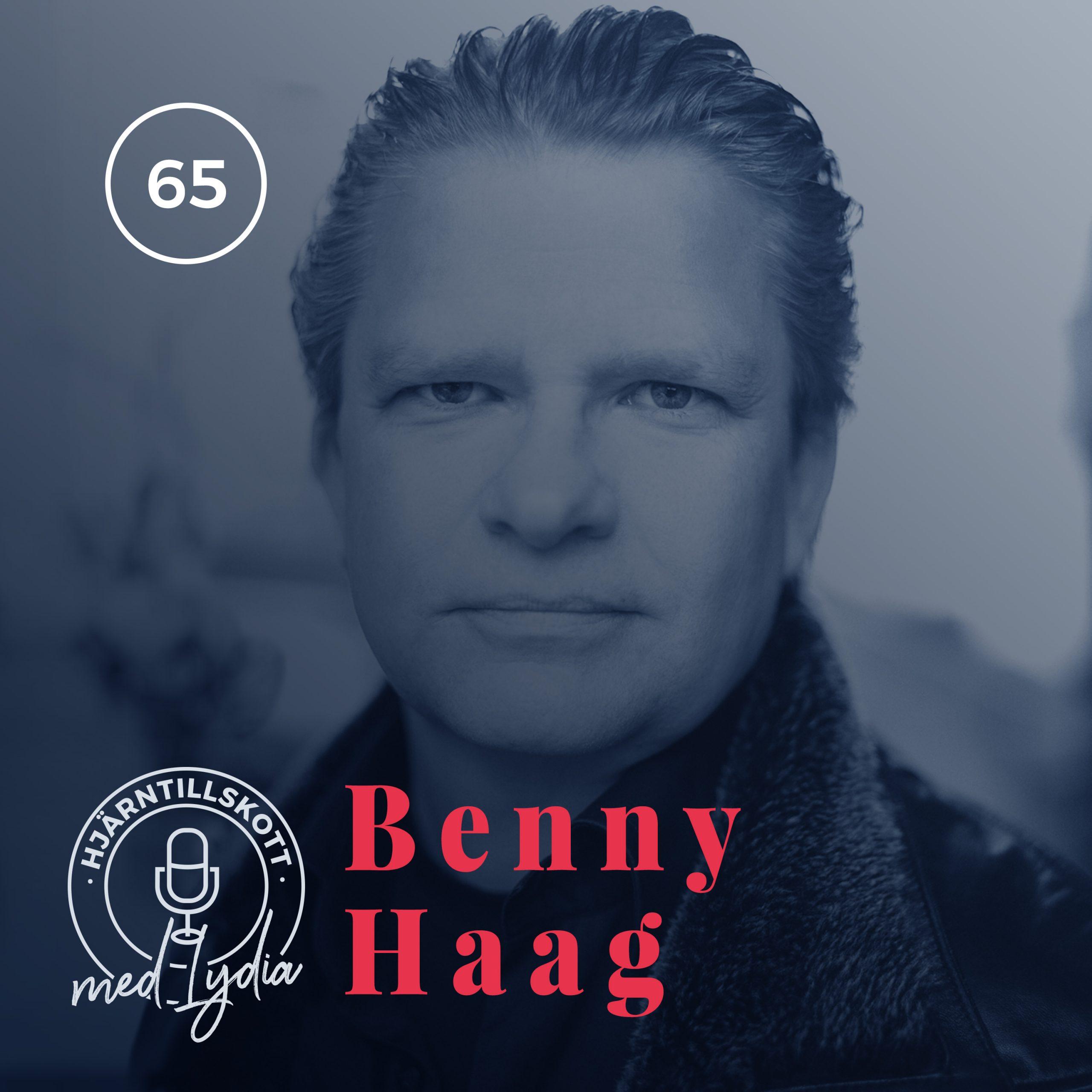65. Benny Haag – Kameleonten