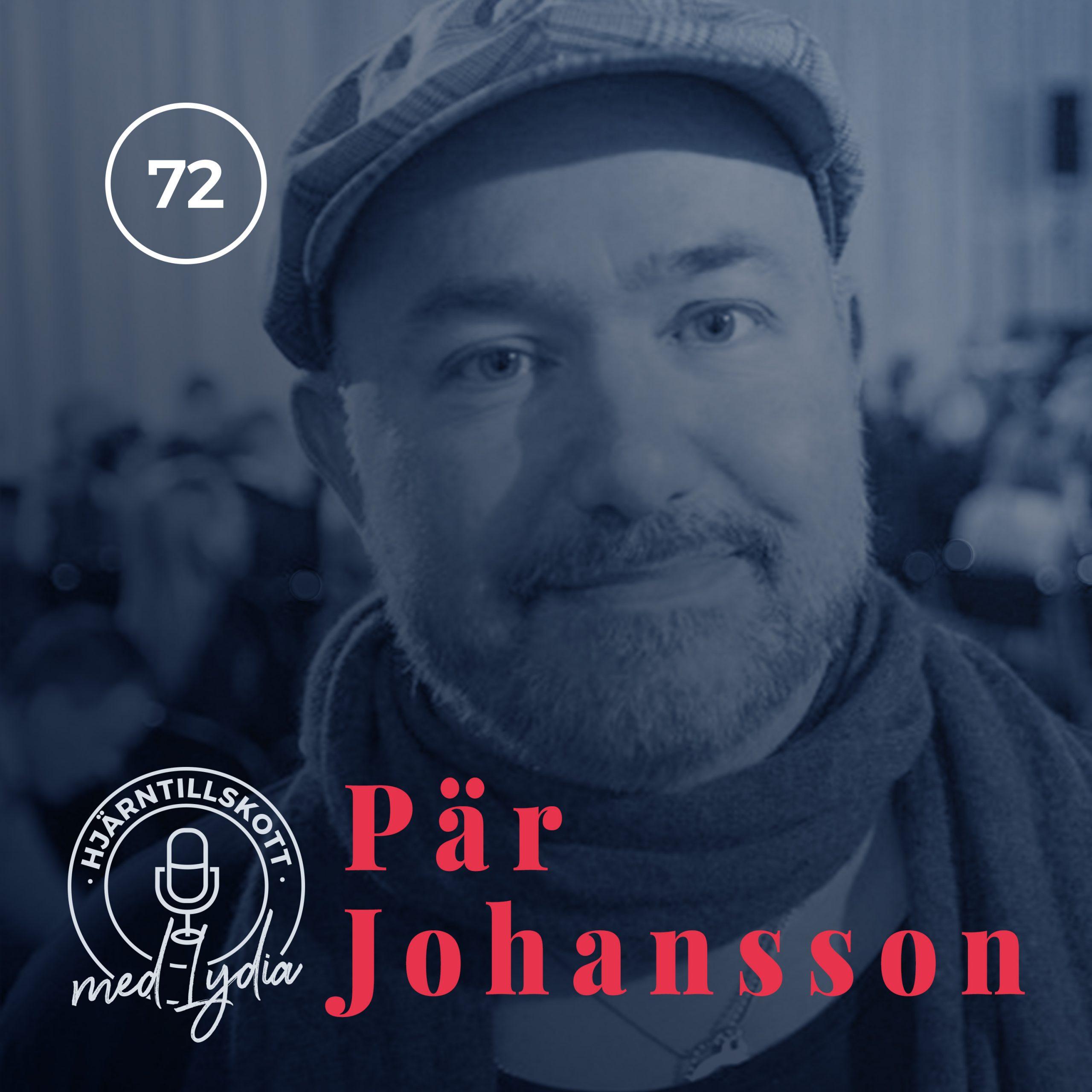72. Pär Johansson – En normalstörds bekännelser