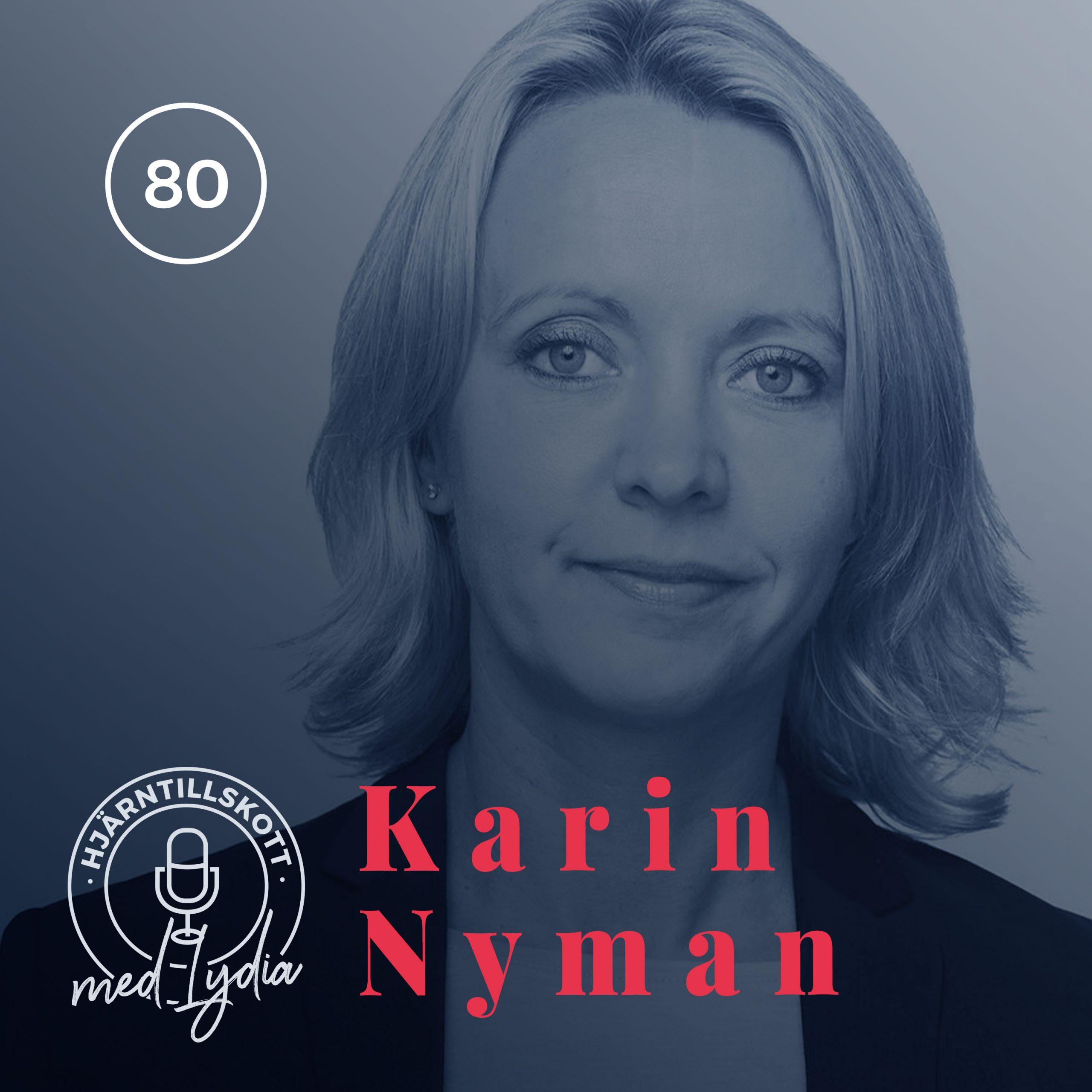 80. Karin Nyman – Flyglängtan och flygskam mitt i en pandemi